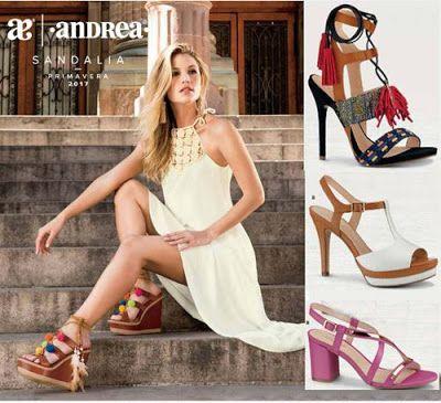 c56ef5d5 Sandalias Andrea, Catalogo Verano 2016 Moda Juvenil | Catalogos ...