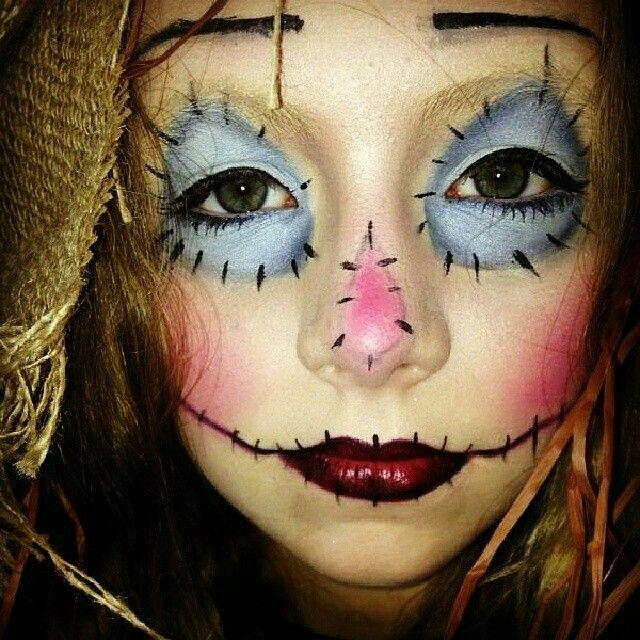 maquillage halloween 91