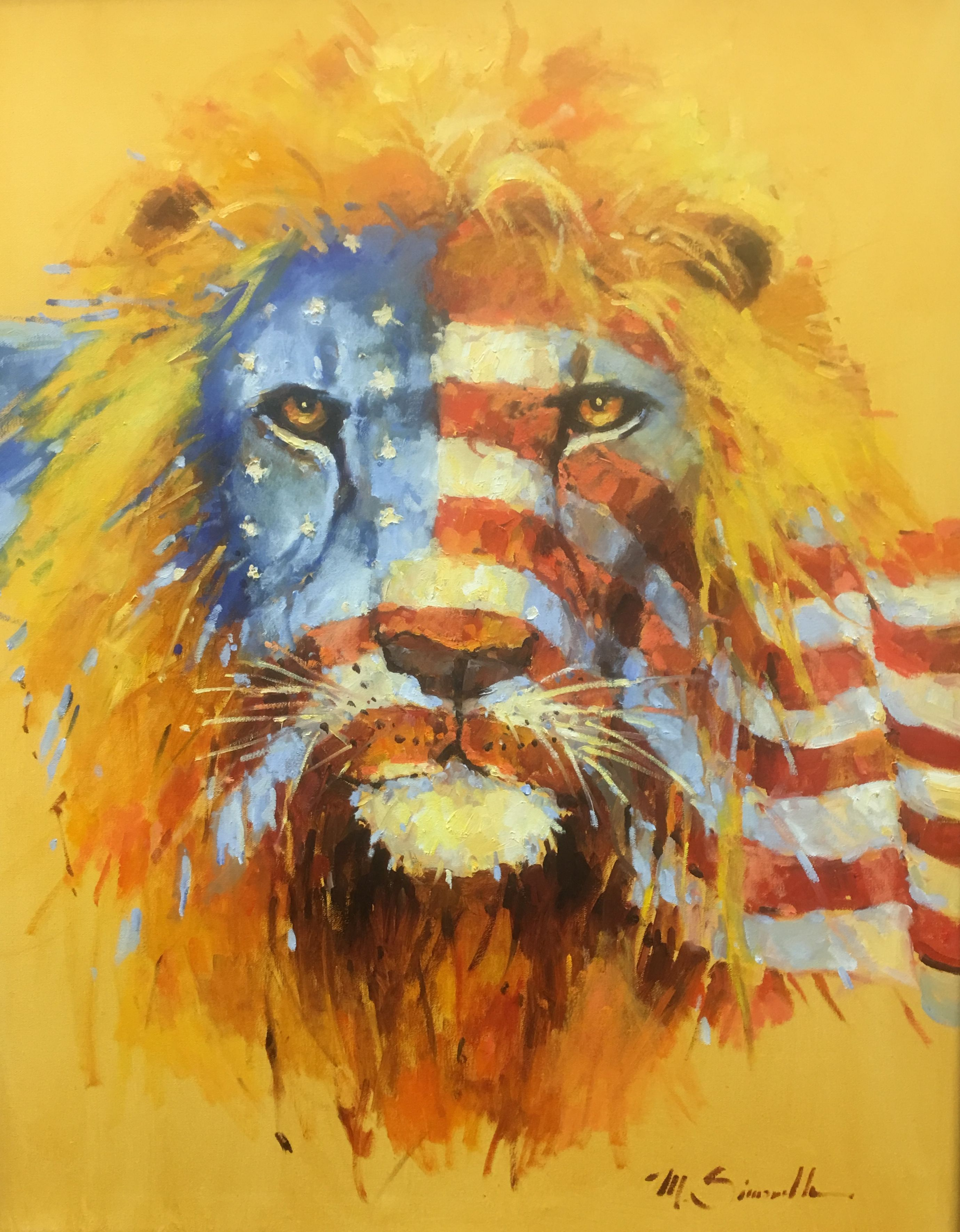 Image Available With Free Print For The First 30 Who Order Www Marilynsimandle Com Art Inspiration Prophetic Art Lion Of Judah