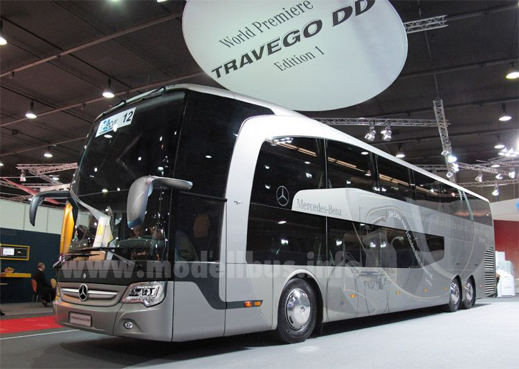 Mercedes Benz Travego O 580 Dd Durand Design Modellbus Info Semi