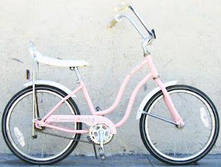 "20/"" Blue Old School Bicycle Sparkle Banana Seat Cruiser Schwinn Bike C R STORE"