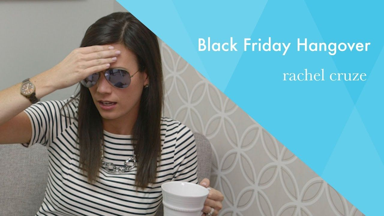 3 Ways to Cure Your Black Friday Hangover