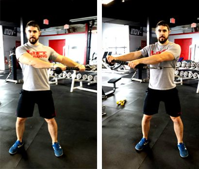 85764c86a7e Anti-rotation exercises are an intense workout for your abs without ...
