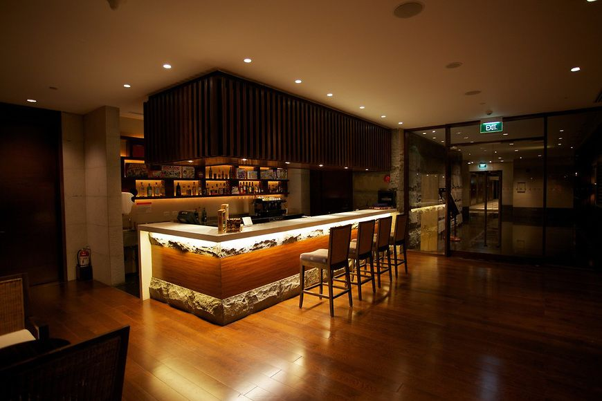Light Up Bar Counter In The Philippines Modern Home Bar