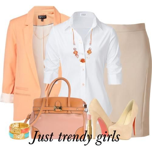 casual chic pencil skirt