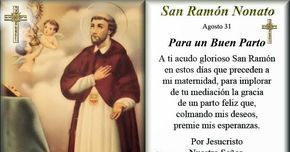 San Ramón Nonato, el santo de las embarazadas 🙏 (Incluye oraciones) - san ra...