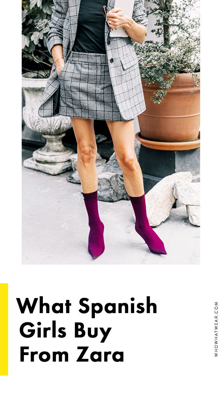 What Spanish Girls Are Buying From Zara This Fall is part of Clothes Fall Stylists - Find out which Zara items Spanish girls can't stop wearing this fall, and shop them all for yourself