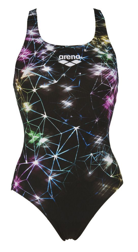 9001b1b5f8fa9 Arena Galaxy Swimsuit (aok001625500) in Black Multi