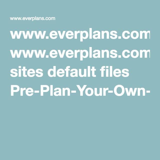 Pre Plan Your Own Funeral Worksheet Pdf Note Taking Strategies