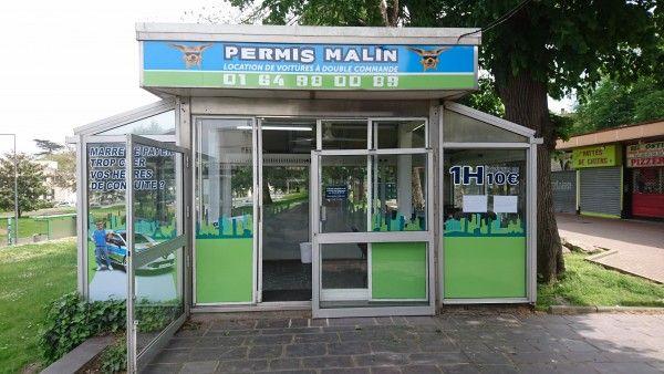 Permis Malin Evry : Location de véhicules double commande 20 Avenue Du Mousseau 91000 Evry    01.64.98.00.89