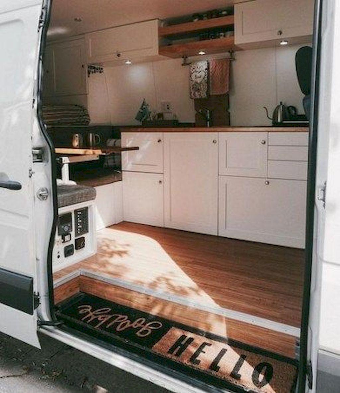 Gorgeous Rv Kitchen All The Things You Must Know Van Conversion Camper Van Conversion Diy Diy Van Conversions