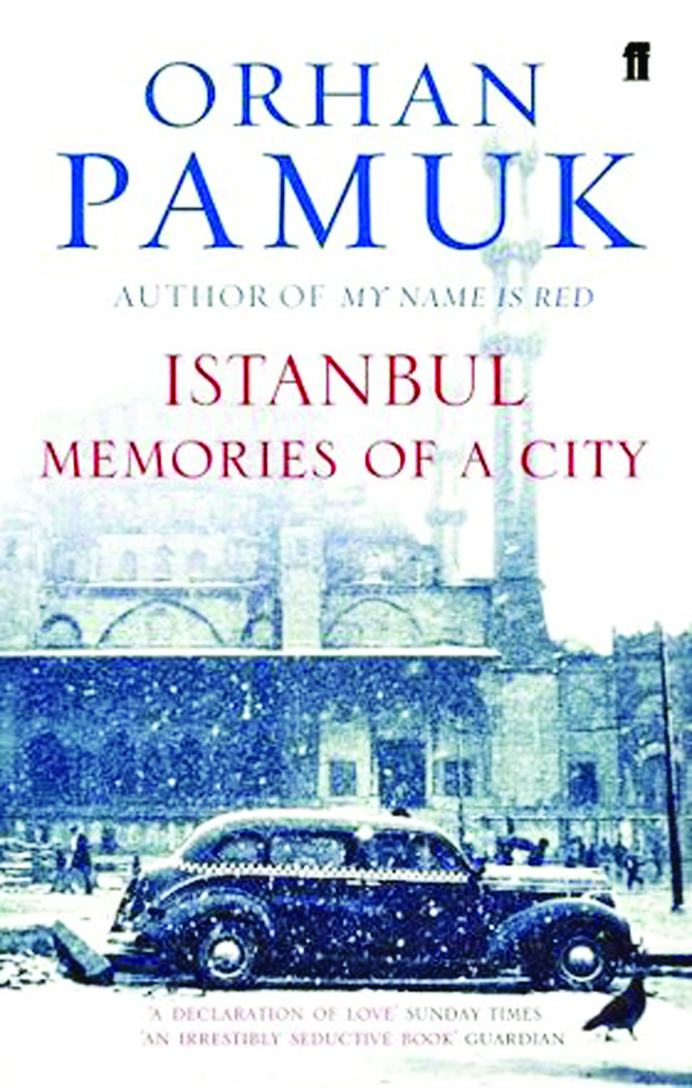 Istanbul: Memories and the City (İstanbul: Hatıralar ve Şehir) is a largely  autobiographical memoir by Orhan Pamuk that is deeply melancholic.