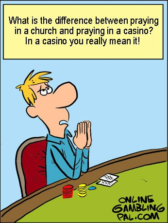 funny jokes about casinos