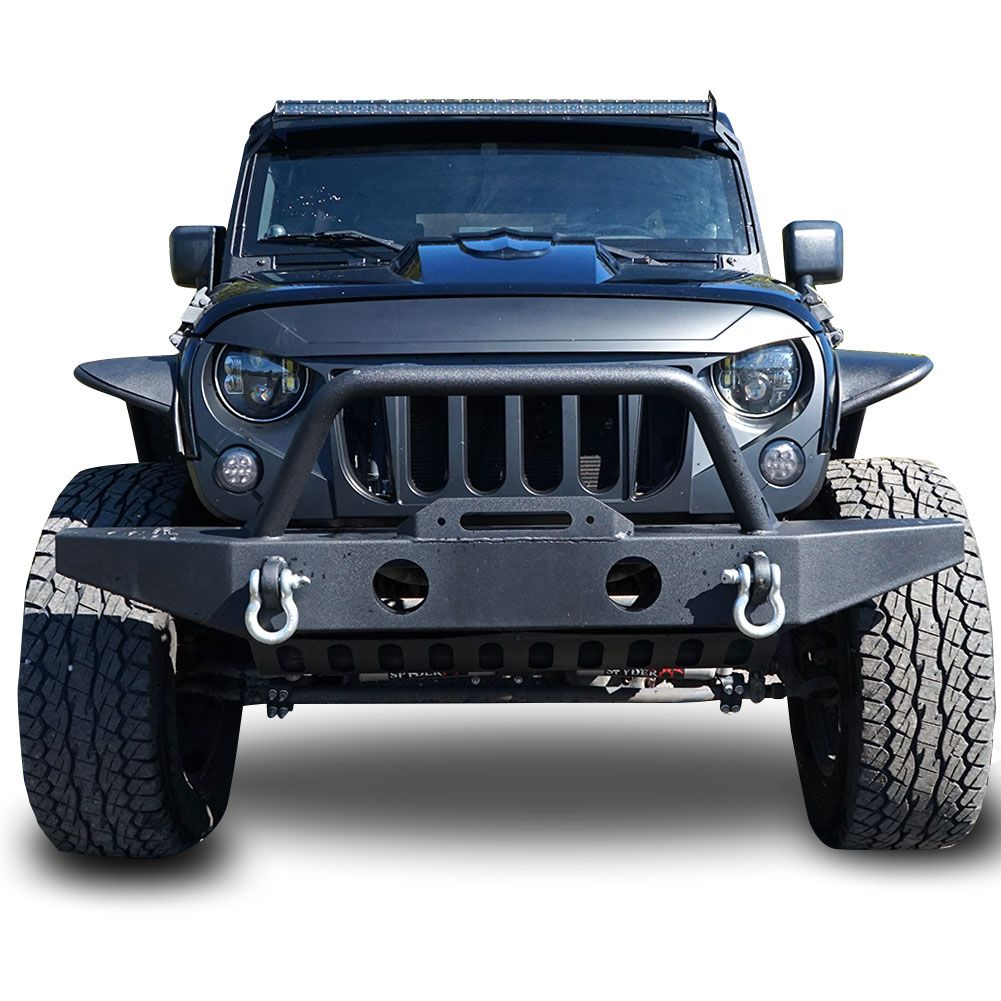 Tube Fenders For Jeep Jk 2007 2017 Jeep Wrangler Accessories