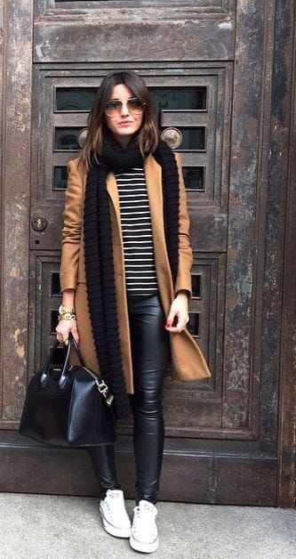 Style Tips: Leather Pants