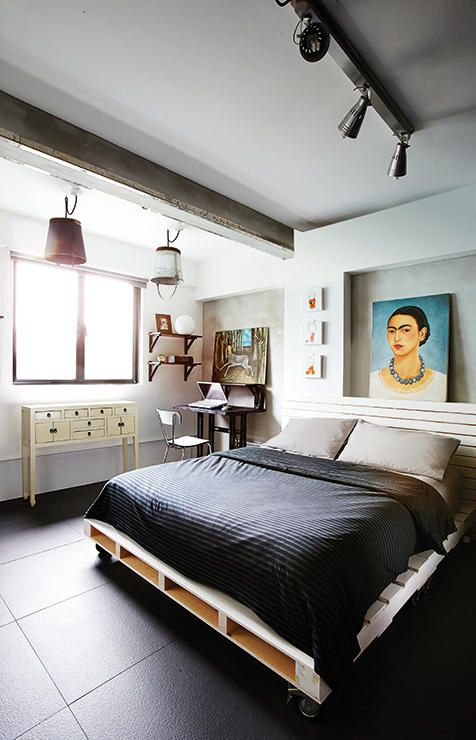 Easy ways to smarten up a small bedroom Singapore Bedrooms and