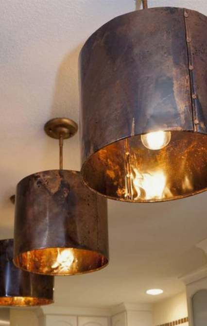 68 Ideas Modern Rustic Lighting Fixtures Cabinets
