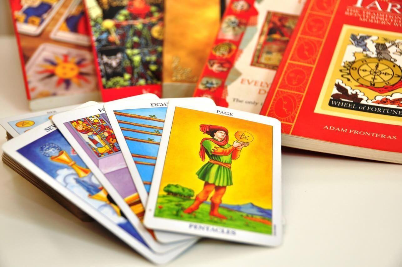 Tarot Book For Beginners tarotcardsforbeginners Free