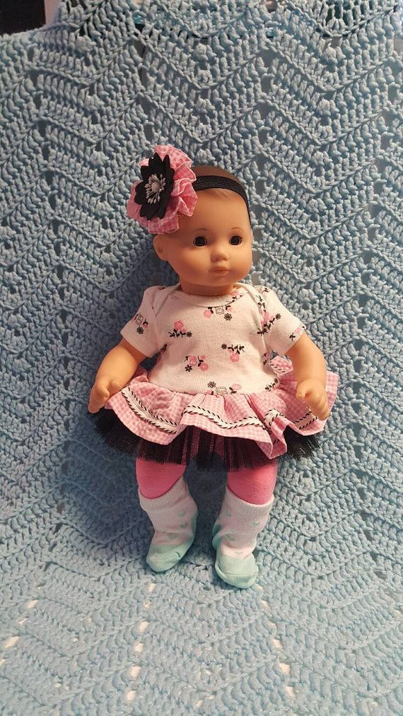 15 inch baby doll clothes itty bitty owls doll by thedollydama