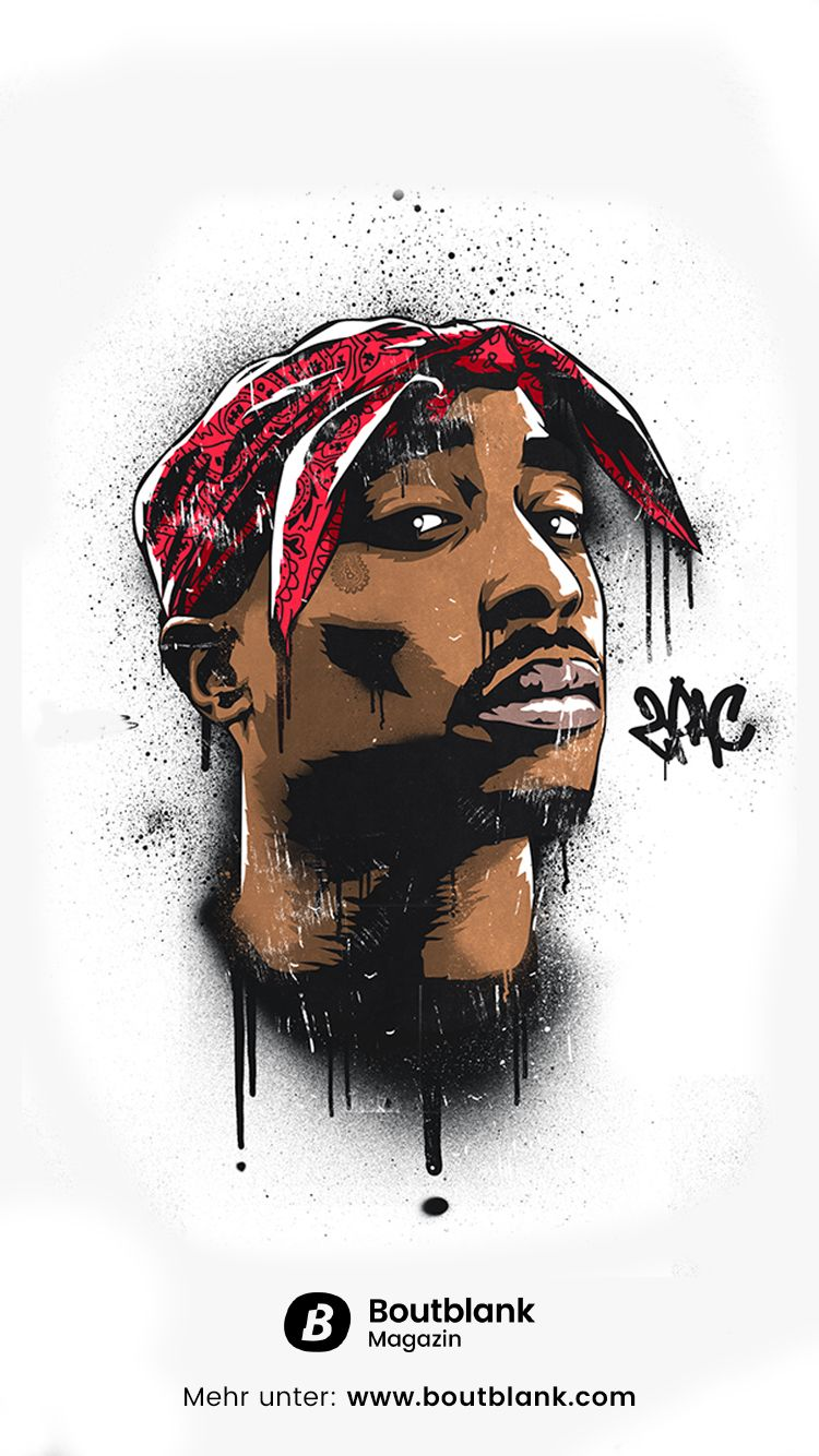 2Pac HD Wallpaper for iPhone and Android - free download at: https ...