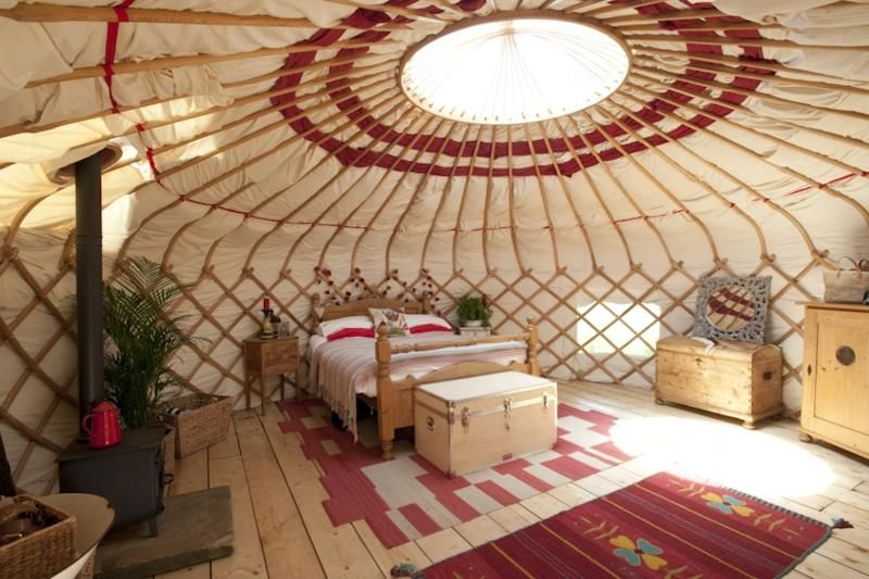 Image detail for buy a yurt yurts for sale and hire for Yurt bathroom designs