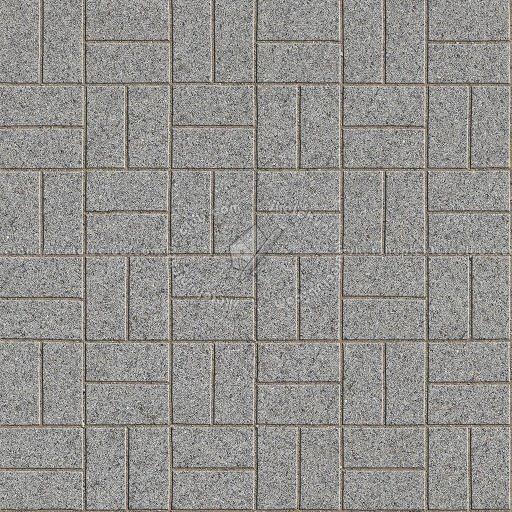 Pavers Stone Regular Blocks Texture Seamless 06276 Paver Stones Texture Paving Design