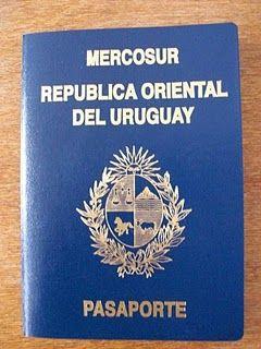 Pasaportes Del Mundo Uruguay Uruguay Pasaporte Avantrip