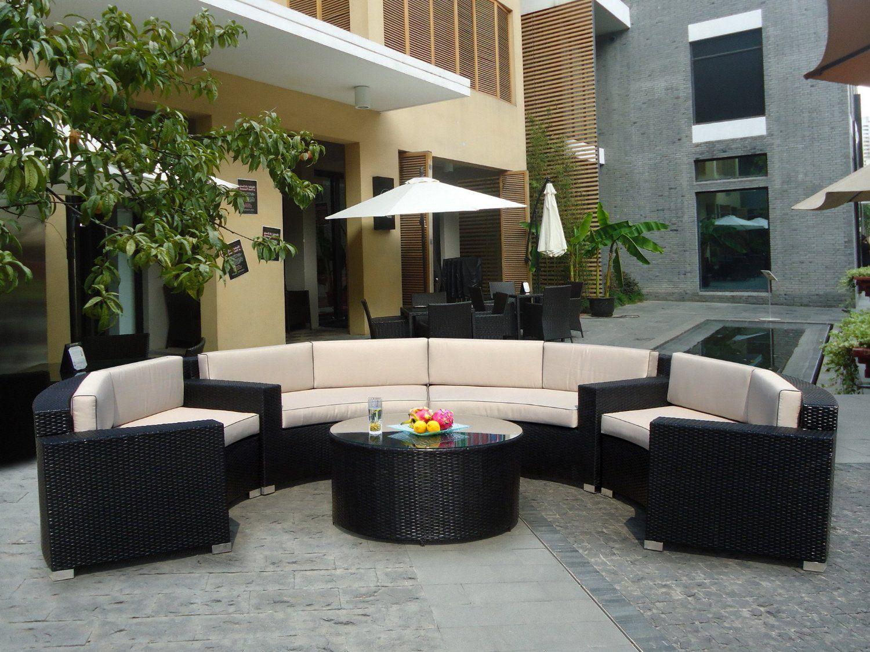 Genuine Ohana Outdoor Patio Wicker Furniture
