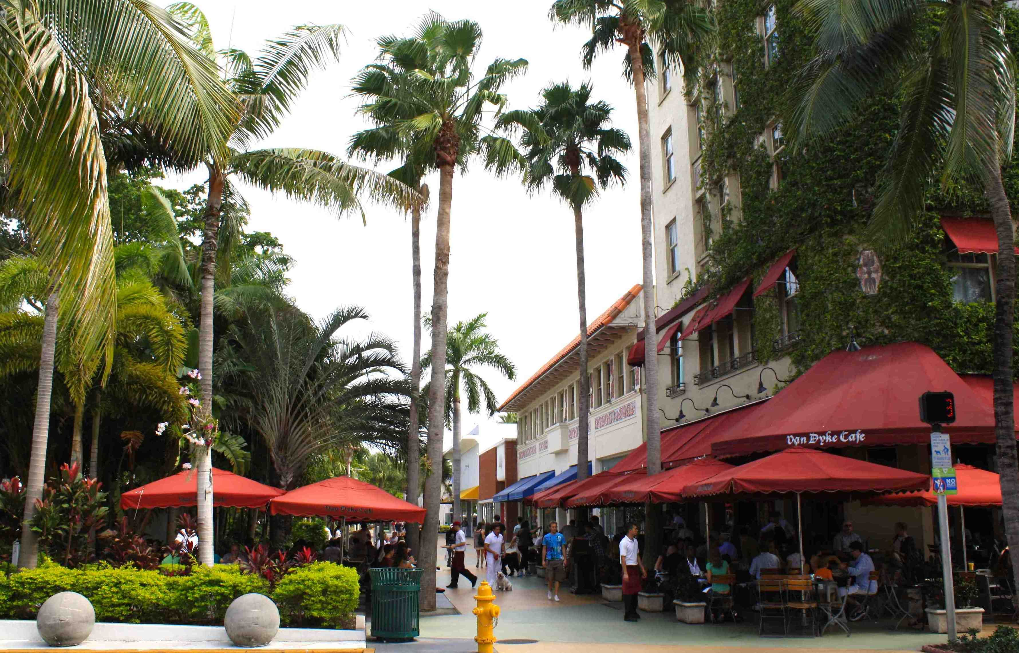 Lincoln Road Miami I Miss You