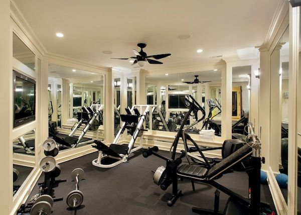 Creative Ways To Make Your Home Gym Inviting Productive Home