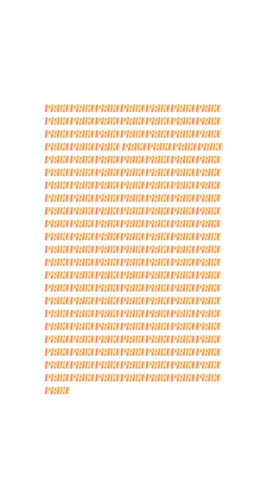 Priki Priki Wallpaper Wallpaper Ponsel