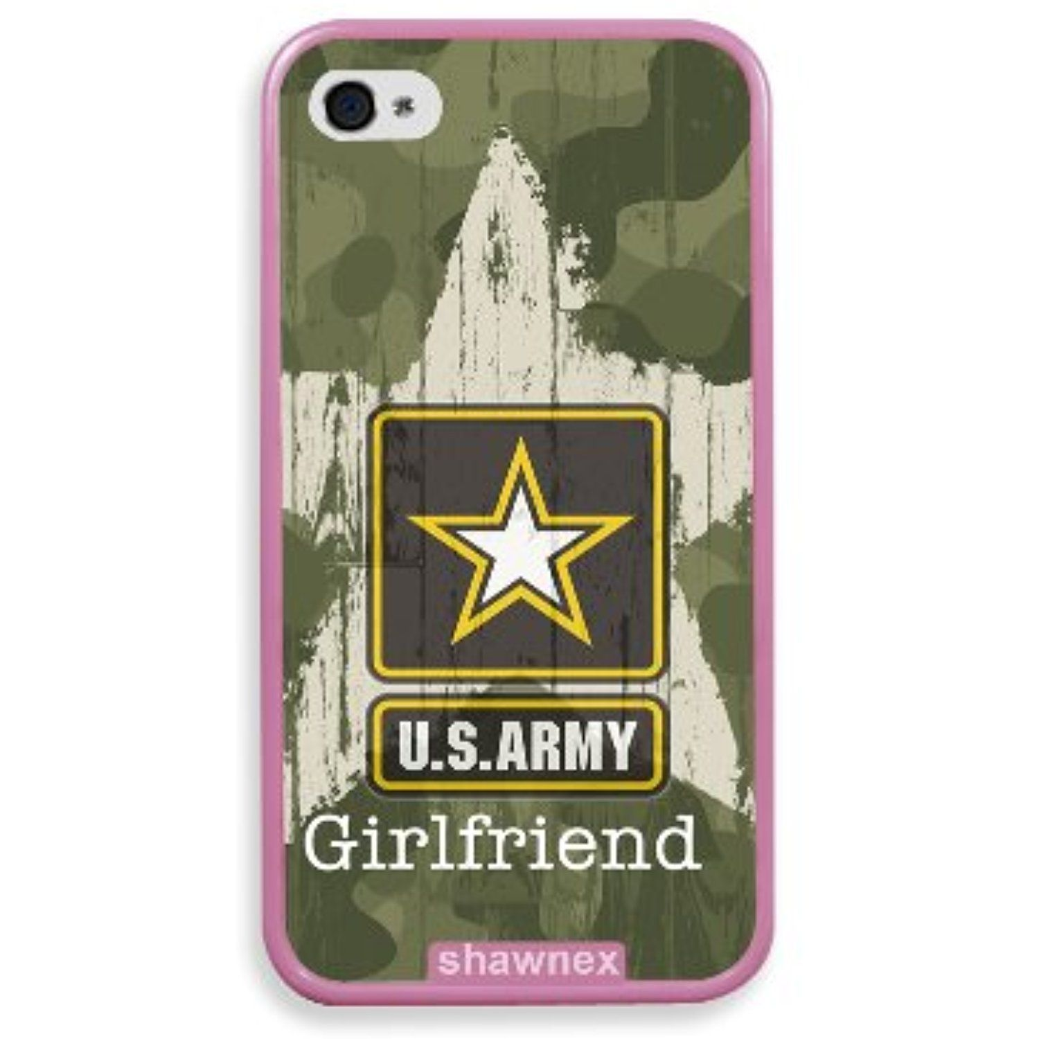 Cell phone army girls phrase