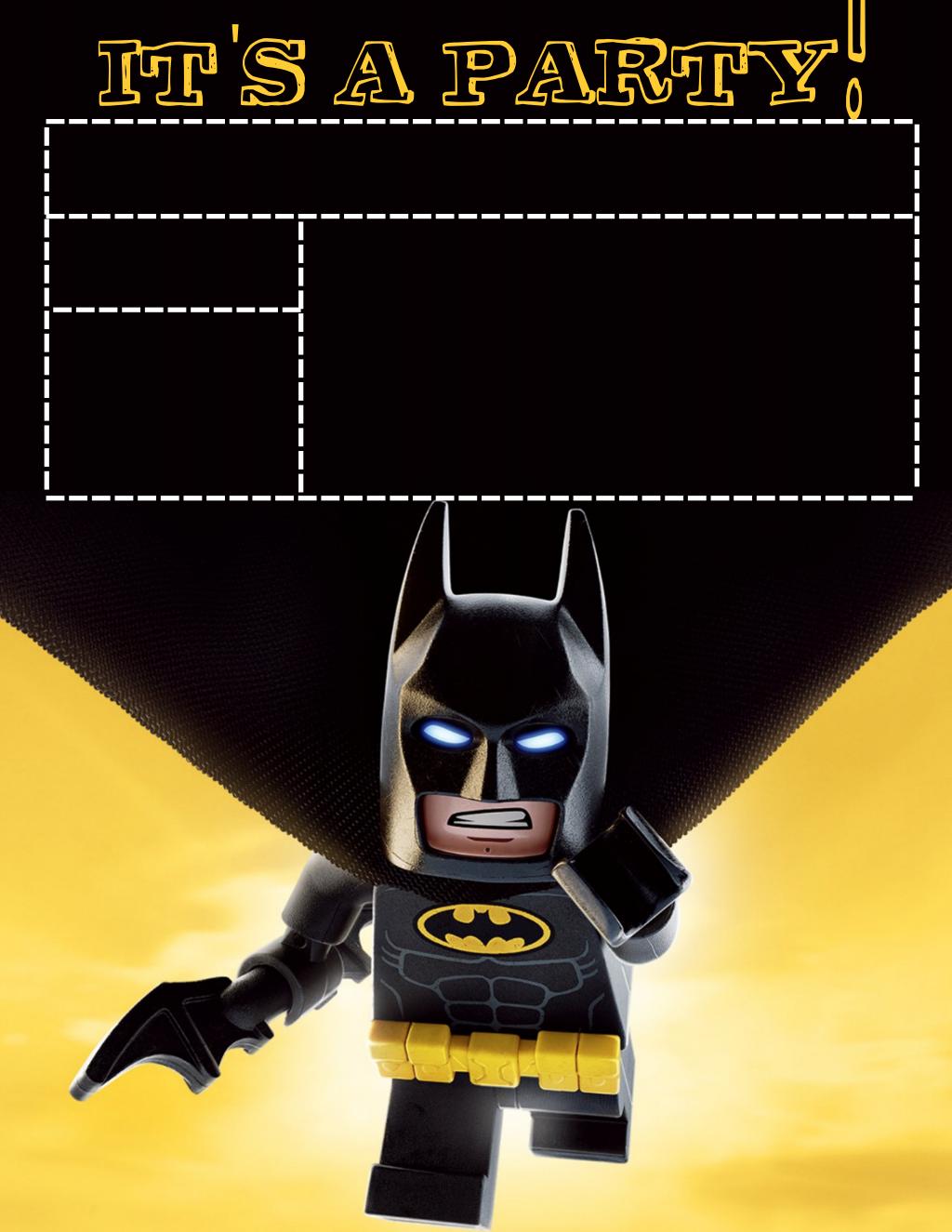 Lego Batman Invitation Pdf Google Drive Batman Invitations Lego Batman Party Lego Batman Birthday