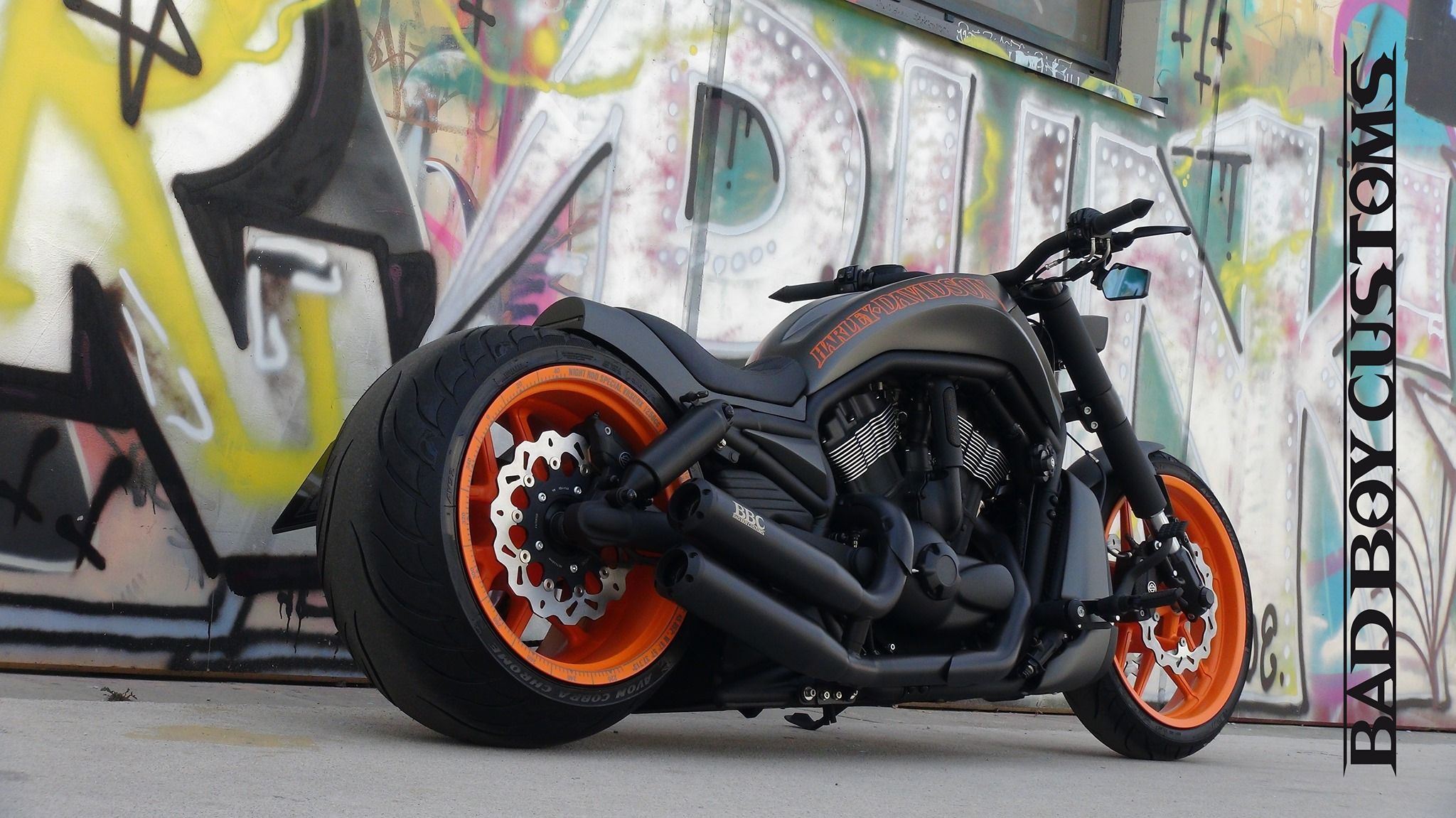Harley Davidson Vrscdx Night Rod Special Custom By Bbc In 2020 Night Rod Special Harley Davidson Harley Davidson Night Rod