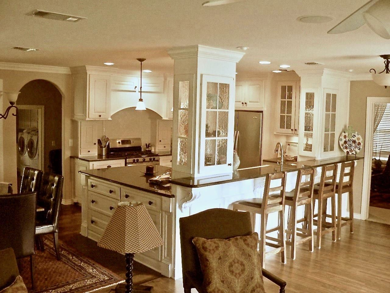 Sabrina Kitchen In 2020 Kitchen Remodel Installing Cabinets Custom Cabinetry