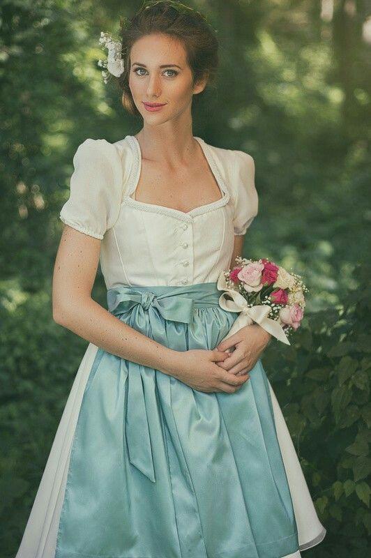 934f78dfad Di-lommi Hochzeitsdirndl @ www.heidiliebtpeter.de | S❤ | Dirndl ...