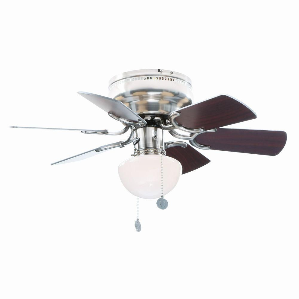 Westinghouse Petite 30 In Brushed Nickel Ceiling Fan