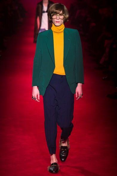 Sfilata Moda Uomo Gucci Milano - Autunno Inverno 2016-17 - Vogue ... db884e76ad3