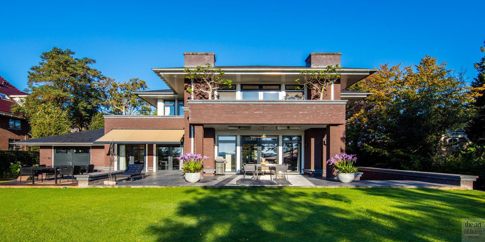 Welp Modern Italiaans | Villa stijlen | Villa styles - Italiaanse stijl KG-76