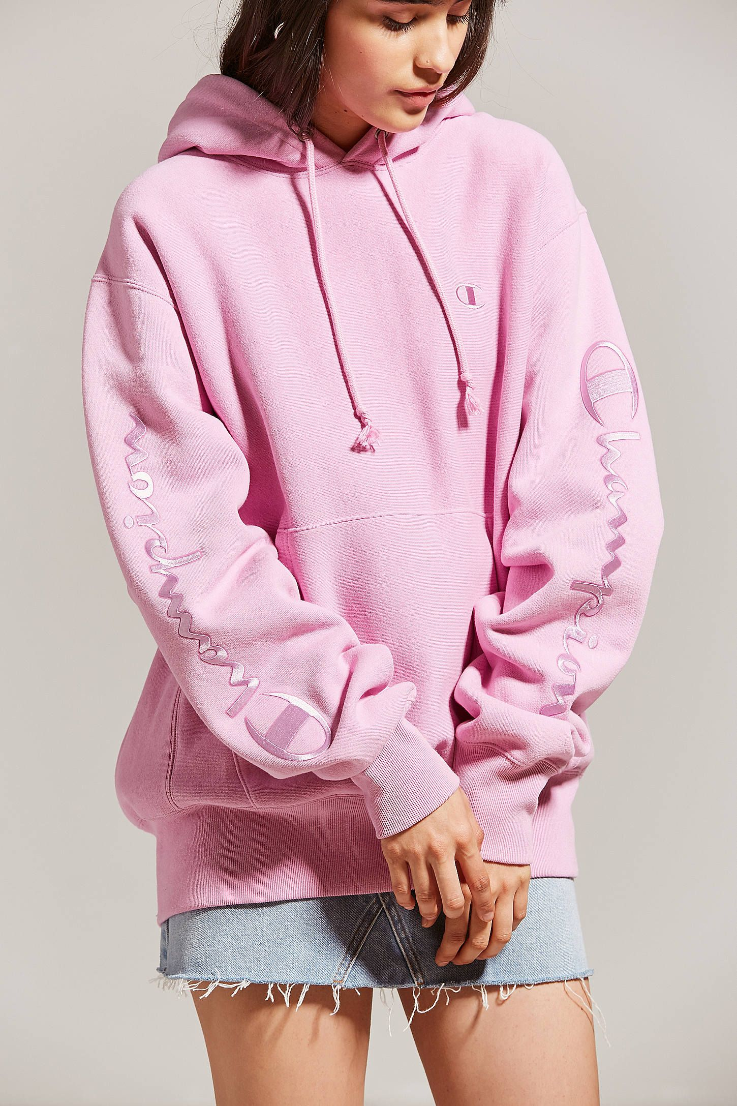 db6f950905b89 Shop Champion   UO Novelty Graphic Hoodie Sweatshirt at Urban Outfitters  today. We carry all the latest styles