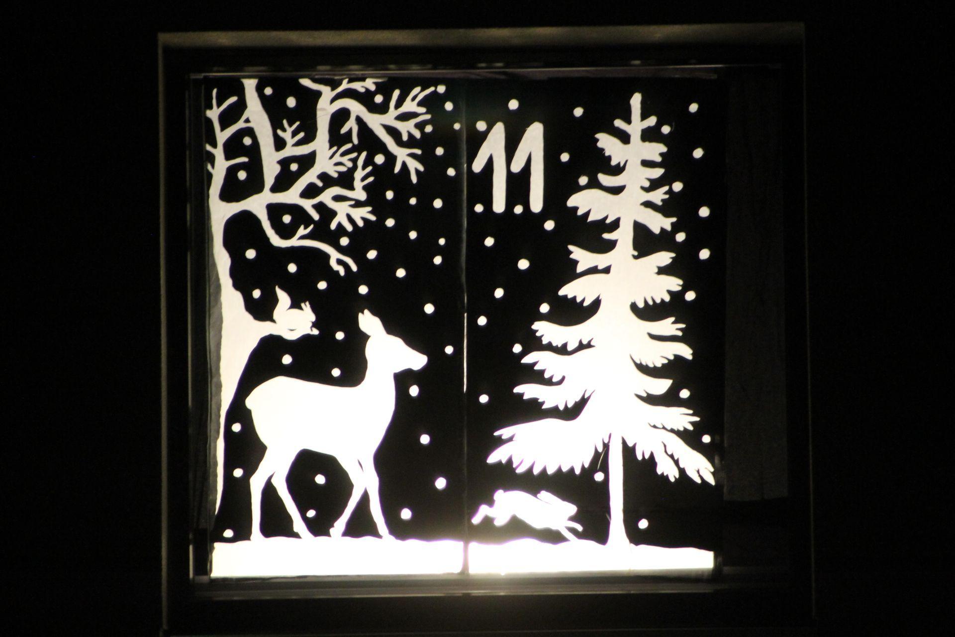 bildergebnis für adventsfenster vorlagen  adventsfenster