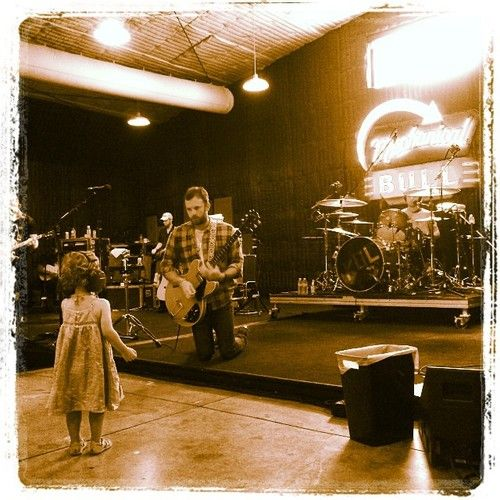 Dixie Pearl visits daddy at work -- #KOL #CalebFollowill this is so precious.