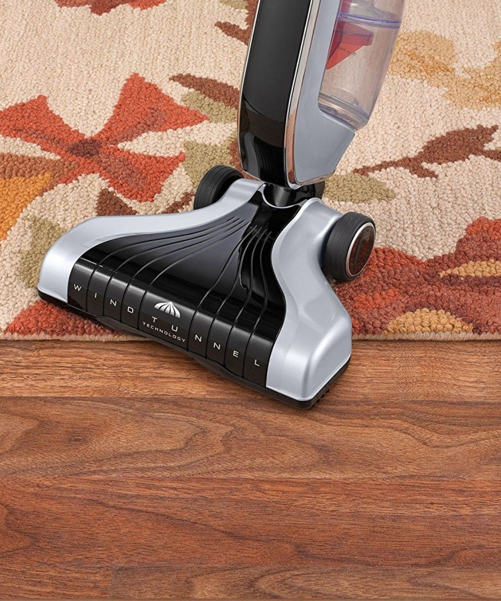 Hoover linx cordless stick vacuum is the best for cleaning