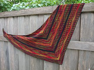 Interpolate by Cindy Garland  Published in On the Grid Wild Prairie Knits