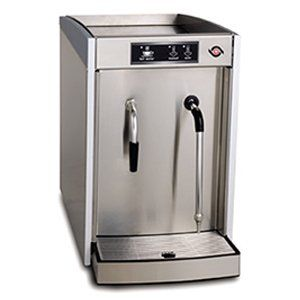 bunn stand alone milk frother steamer with intellisteam wand kitchen. Black Bedroom Furniture Sets. Home Design Ideas