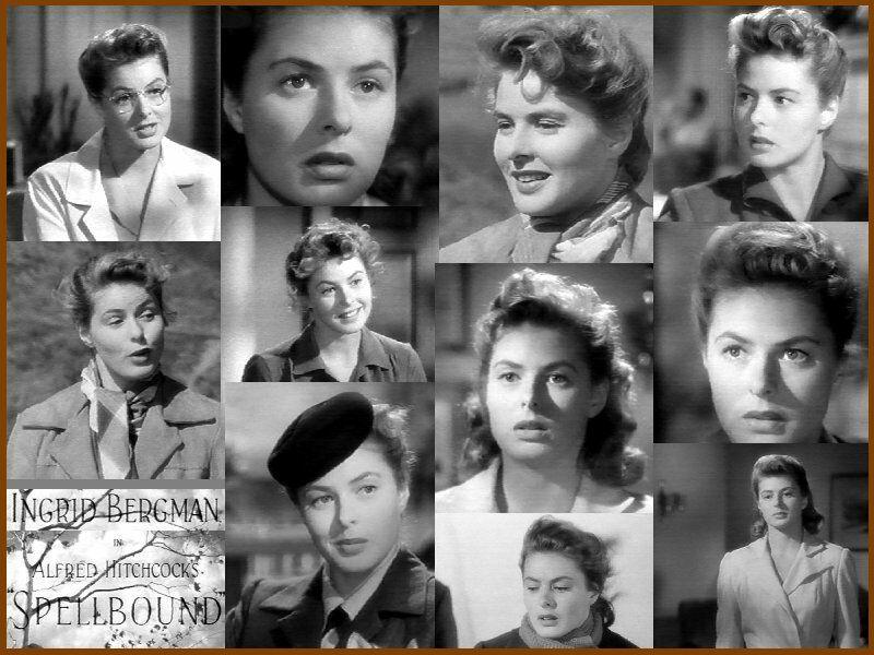 Meredy's Ingrid Bergman Trivia Mania