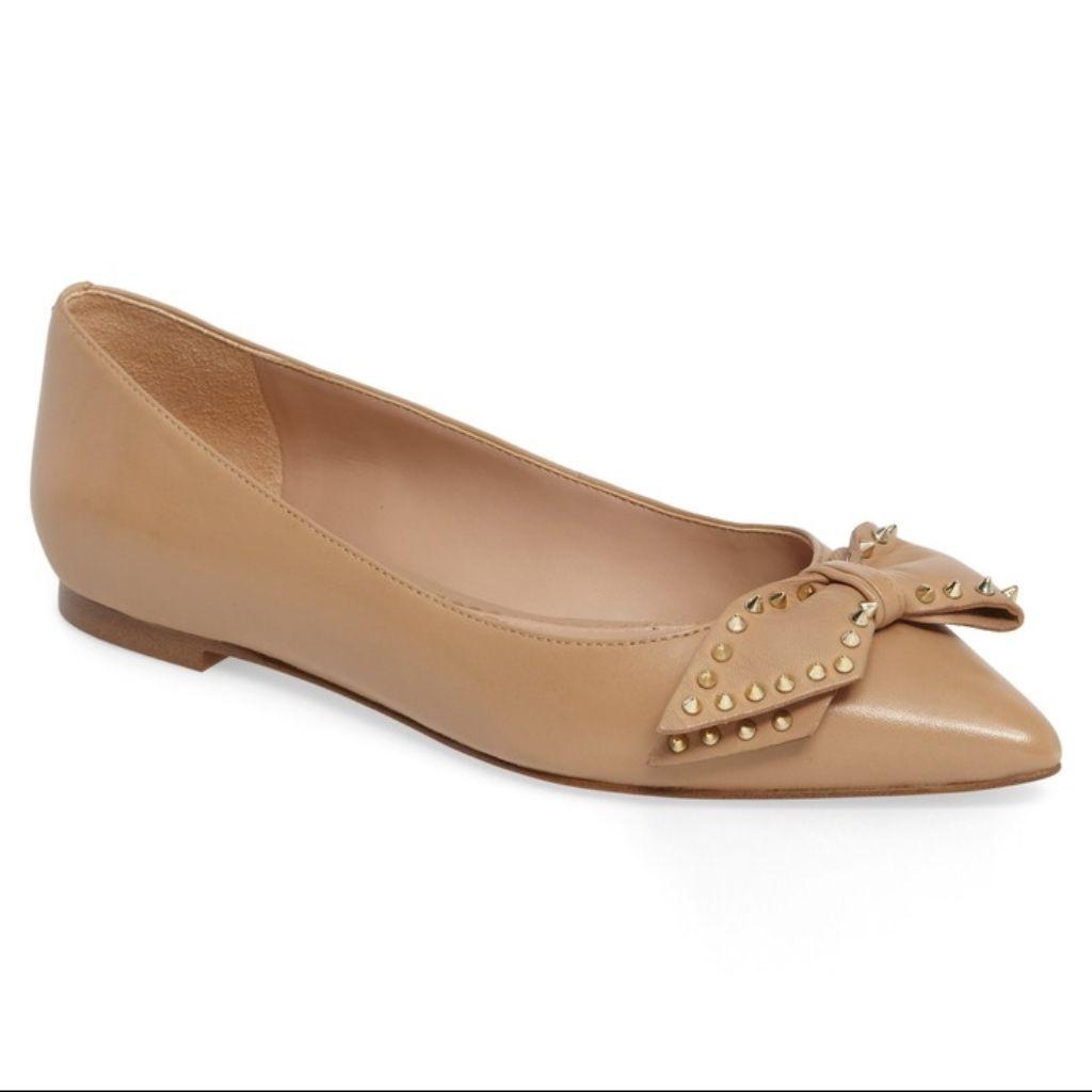 Sam Edelman Raisa Leather Pointed Toe