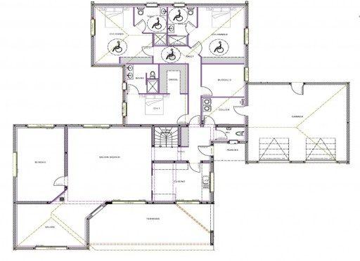 Modèles et plans Maisons d\u0027en France Sud Ouest - Sur prés de 290m² - Modeles De Maisons Modernes