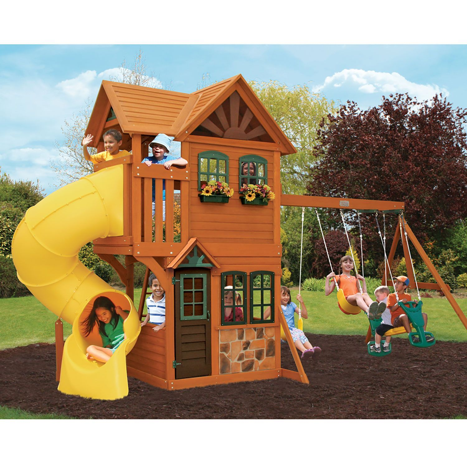 boulder station cedar summit play set sam u0027s club 17 u00272