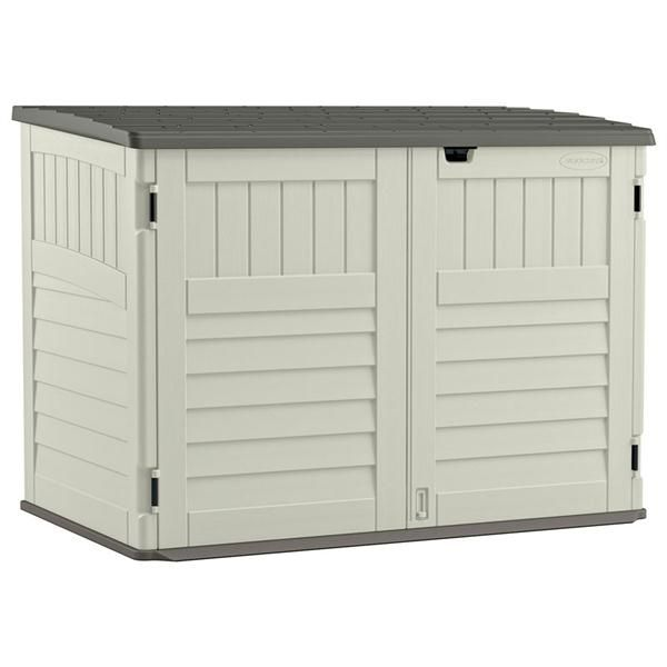 Suncast Garbage Can Shed